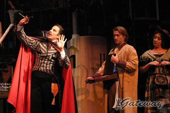 sweeney todd as a choral composer