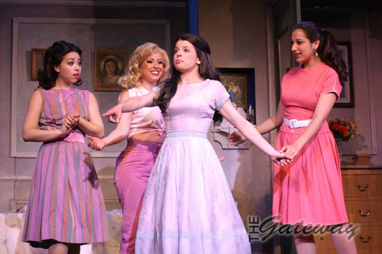 West side story style dresses